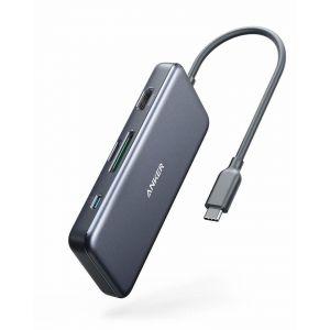 Anker PowerExpand+ 7-in-1 USB-C PD Media Hub