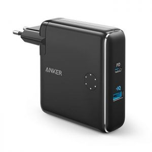 [Power Delivery] Anker PowerCore Fusion USB-C Charger and 5000mAh Portable Battery (EU Plug)