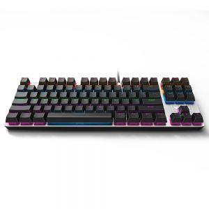 Rapoo V500 Alloy Version Backlit Mechanical Gaming Keyboard