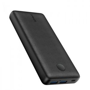 Anker PowerCore Select 20000mAh High Capacity Powerbank with Dual 18W Output Ports