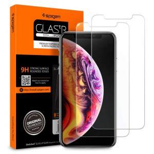 [2 Pack] iPhone 11 / iPhone XR Screen Protector Glas.tR SLIM HD