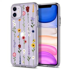 CYRILL Ciel iPhone 11 Case Spigen Sub Brand Flower Garden