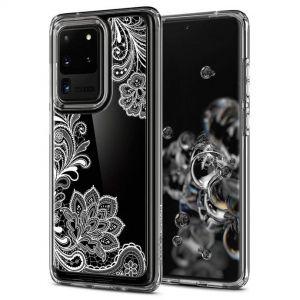 Ciel By CYRILL Samsung Galaxy S20 Ultra Case Spigen White Mandala