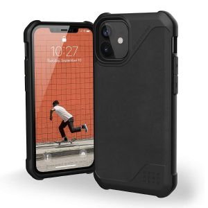 UAG iPhone 12 Mini Case Metropolis LT Premium Leather