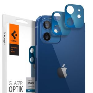 [2 Pack] iPhone 12 Optic Lens Tempered Glass