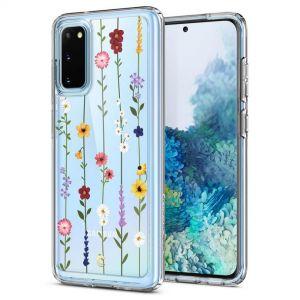 Ciel By CYRILL Samsung Galaxy S20 Case Flower Garden