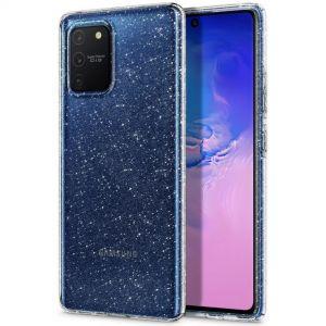 Samsung Galaxy S10 Lite Case Liquid Crystal Glitter