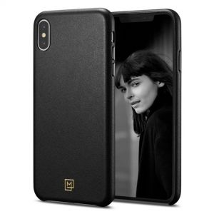 iPhone XS / X Case La Manon Câlin (Premium Leather)