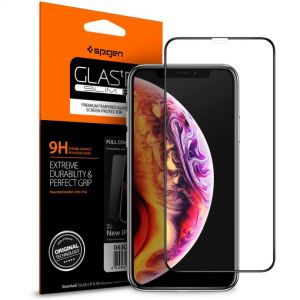 iPhone 11 Pro / iPhone XS Full Coverage HD Tempered Glass