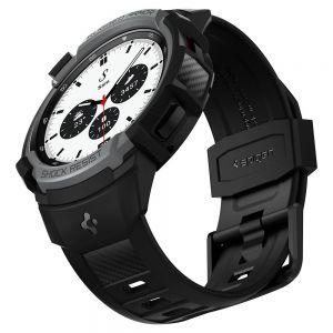 Spigen Galaxy Watch 4 Classic (42mm) Case Rugged Armor Pro