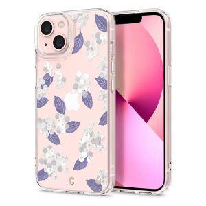 CYRILL Ciel iPhone 13 Case Spigen Sub Brand Cotton Blossom