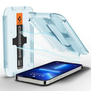 [2 Pack] iPhone 13 Pro / iPhone 13 Glas.tR EZ Fit Screen Protector