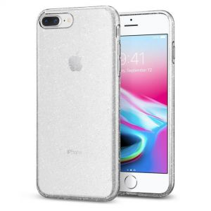 iPhone 8 Plus / 7 Plus Case Liquid Crystal Glitter