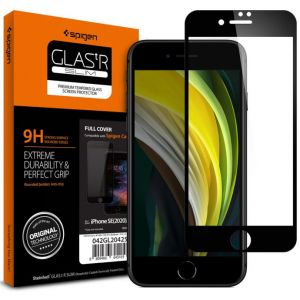 """iPhone SE 2020 (4.7"""") iPhone 8 / iPhone 7 Full Cover HD Tempered Glass"""