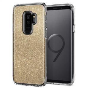 Galaxy S9 Plus Case Slim Armor Crystal Glitter
