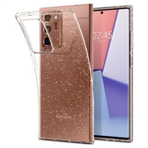 Samsung Galaxy Note 20 Ultra Case Liquid Crystal Glitter