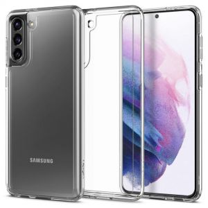 Samsung Galaxy S21+ Case S21 Plus Case Crystal Hybrid
