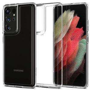 Samsung Galaxy S21 Ultra Case Crystal Hybrid